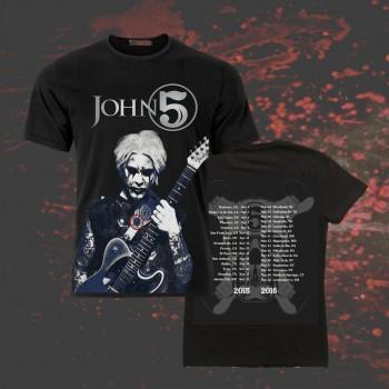 monster tour shirt