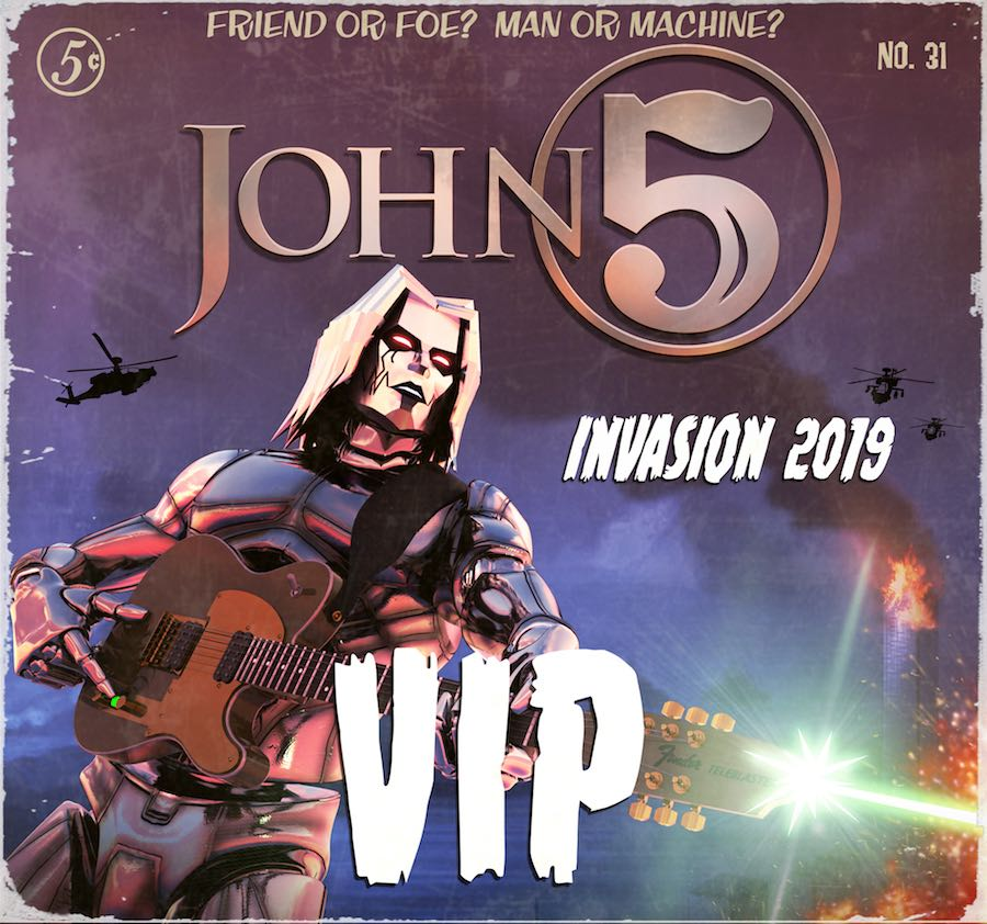 J5 VIP Invasion 2019 Upgrade Sept 1